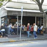 Kloof st.-The first Hudsons the burger joint