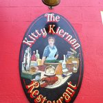 the Kitty Kiernan restaurant