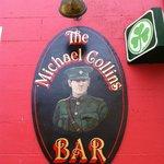 the Michael Collins bar