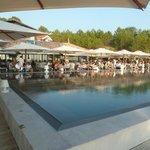 piscine restaurant