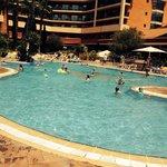 The swimming pool ❤️