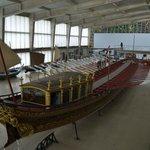 Galerie des navires