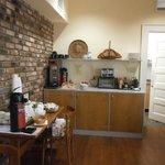 Breakfast Room at Prytania Oak