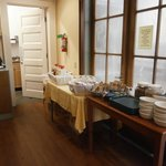 Breakfast Room at Prytania Oaks