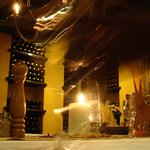 Wine Cellar … delicate touch.