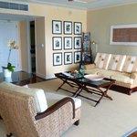 Kahala Suite Sitting Room