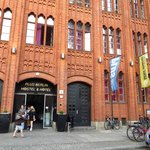 Plus Berlin Entrance