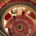 Glorious foyer