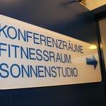 Konferenz, Fitness und Sonnenstudio