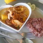 Massaman curry... divine