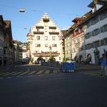 Hotel Ochen am Kohlinplatz, Zug
