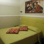 Очень удобная двухспальная кровать