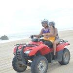 Double ATV Ocean