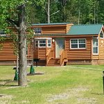 New cabins for families.