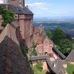 Le donjon du château