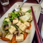 Tofu with Mixed Vegetables