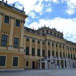 Schonbrunn Palace - Front