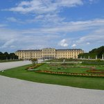 Schonbrunn Palace - back
