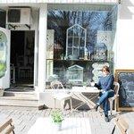 Polly´s Tearoom, Halden
