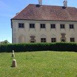 Nebengebäude des Klosters.