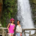 La Paz waterfalls (one of the 3 waterfalls)
