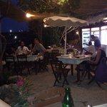 Da Dimitris, spiaggia Saint Paul, Lindos