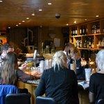 Bar Area in Vegamot