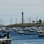 Marblehead Lighthouse Harbour View