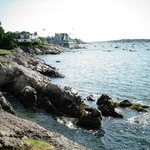 Marblehead Lighthouse - Corinthian Yacht Club View