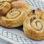 Enjoy a hearty home baked continental breakfast