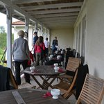 One of our truly top rate safari dinners at Udden Guesthouse