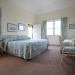 Lovely Large Double Deluxe Room with Balcony and Views