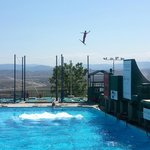 Go see Utah Olympic Park nearby!