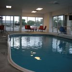Cool off in our Indoor Pool