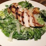 Grilled Adams Farm Chicken Caesar
