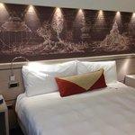 interno Una Hotel San Lazzaro Bologna....