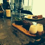 Chateaubriand & Amarone, a special Lunch