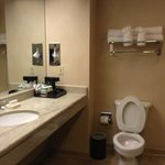 Room 703 bathroom