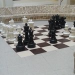 Chess for children and adults.