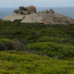 View toward Remarkable Rocks