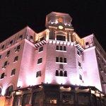 frente del hotelSalta