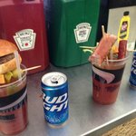 Bloody Mary's from Hrbek's