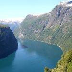 Photo de Tromso Fjords