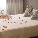 Hotel ideal para parejas