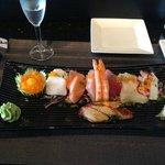 Varied Sashimi & Sushi Plate