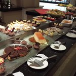 Buffet at Mon Plasir