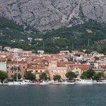 Hotel Porin i Makarska, Kroatien