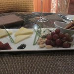 Cheese Plate - Social Hour - Bistro Napa Atlantis, Reno