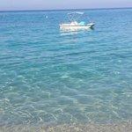 L'incantevole spiaggia!