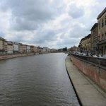 River Arno from Ponte di Mezzo
